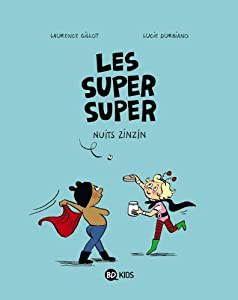 """Afficher """"Les super super n° 3 Nuits zinzin"""""""