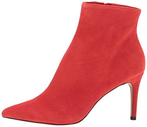 Steven Mujeres Talla Picuda De Botas By Red Moda Punta Steve Madden Suede Logic qrrZtU