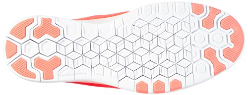NikeFree 5.0 TR FIT 5 - Zapatillas Deportivas para Interior Mujer Naranja (Brght Crmsn / Prm Rd-Atmc Pnk-Wh)