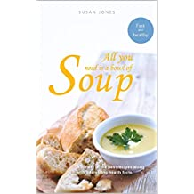 All you need is a bowl of Soup