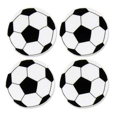 10 Foam Soccer Ball Shapes Darice