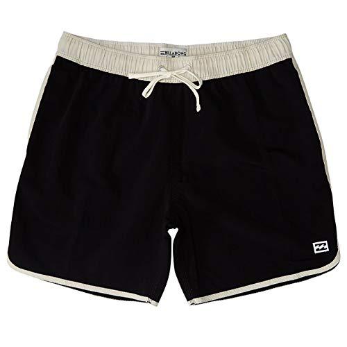 - Billabong 73 Nylon Lb Boardshorts Medium Black