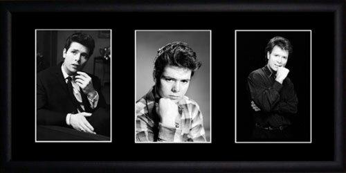 Cliff Richard Framed Photographs