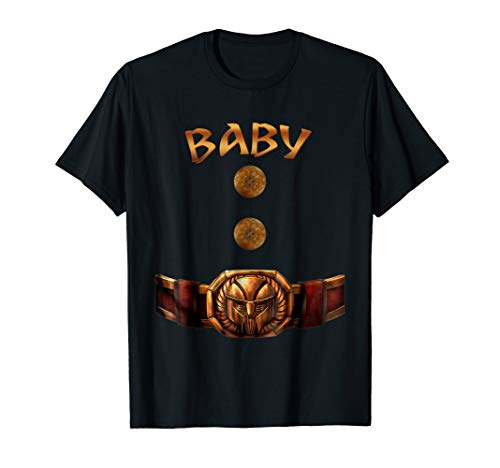 Baby Dwarf Halloween Costume Halloween Gift Mens womens T-Shirt]()
