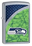 Latest 2016 Style Personalized Zippo Lighter NFL - Free Laser Engraving … (SEATTLE SEAHAWKS)