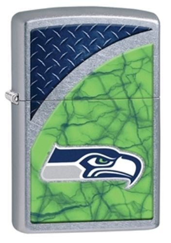 Latest 2016 Style Personalized Zippo Lighter NFL - Free Laser Engraving ... (SEATTLE SEAHAWKS)