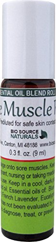 Sore Muscle Rub Essential Oil Blend Aromatherapywith esse...
