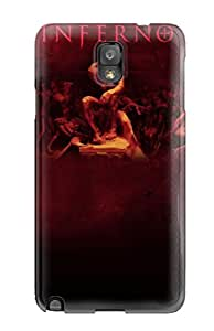 New Premium Eric J Green Dantes Inferno Skin Case Cover Excellent Fitted For Galaxy Note 3