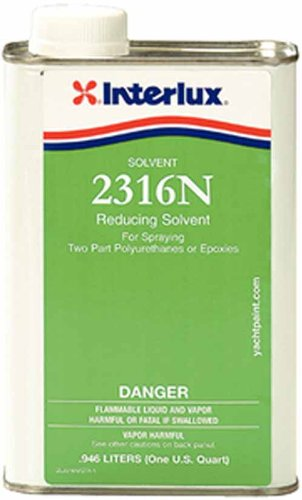 Interlux Y2316N/QT Reducing Solvent Spray - Quart (Use Quart Spray)