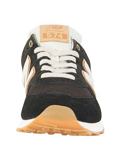 Nero ML574OU Balance Sneaker New Uomo 7pqx8