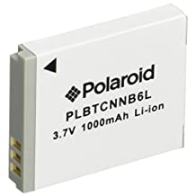 Polaroid High Capacity Canon NB6L Rechargeable Lithium Replacement Battery (Compatible With: ELPH 500, PowerShot D10, S90, S95, SD1200, SD1300, SD3500, SD4000, SD770, SD980)