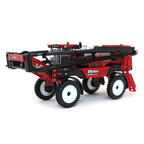 ERTL 1/64 Miller Nitro 6500 Self Propelled Sprayer