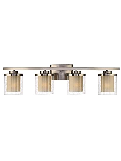 4 light bathroom fixture square bathroom dolan designs 395409 horizon light bathroom fixture satin nickel