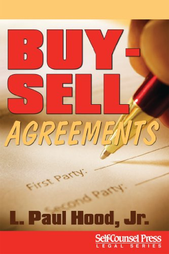 Amazon Buy Sell Agreements Us Legal Series Ebook L Paul