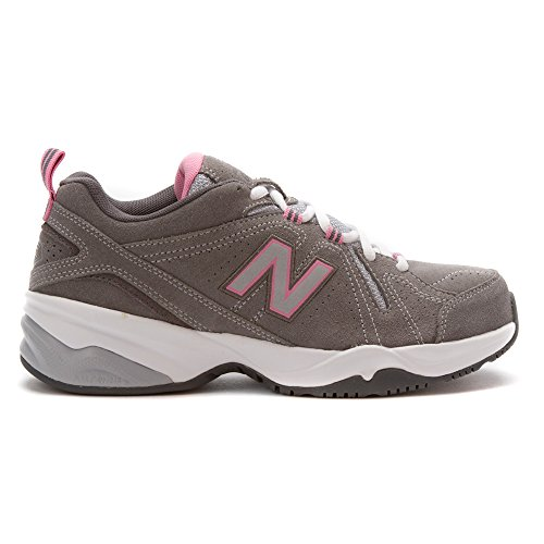 10 Pink Narrow Grey Sneaker pink Balance Women's WX608v4 New 2A Grey aIqY1