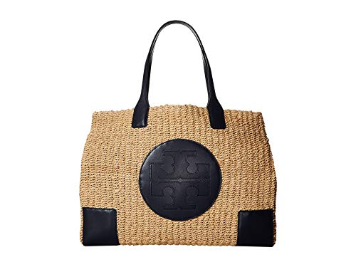 Tory Burch Beach Bag - Tory Burch Ella Straw Tote Handbag in Natural