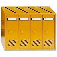 caja postal Bronce para Interior A Elementos