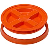 Gamma Seal Lid- Orange
