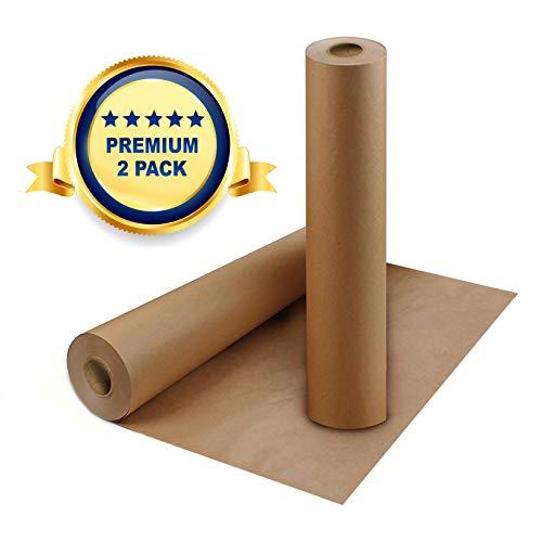 (Kraft Paper Roll 300' x 18