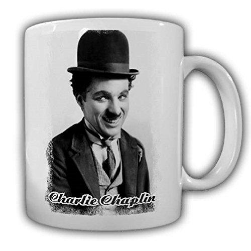 Charlie Chaplin Actor Comedian Fun Humor Star Director Scriptwriter Cutter - Coffee Cup Mug