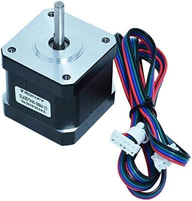 Motores paso a paso de Impresora 3D Stepping Motor con Cable ...