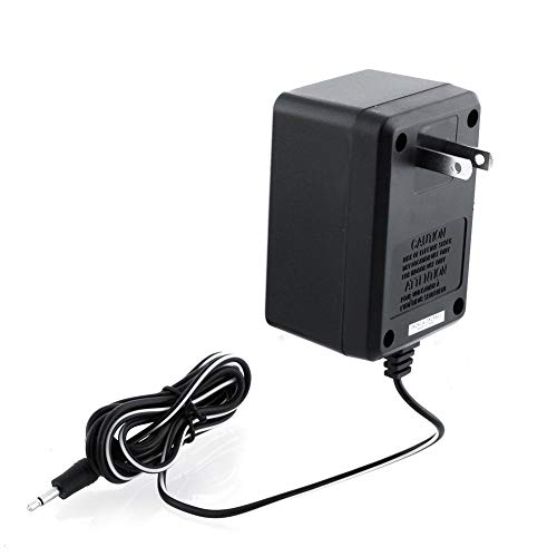 Childhood AC Power Supply Adapter Plug Cord for Atari 2600 System Console US ()
