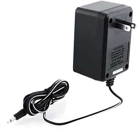 Childhood AC Power Supply Adapter Plug Cord for Atari 2600 System Console US Plug
