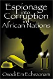 img - for Espionage into Corruption in African Nations book / textbook / text book