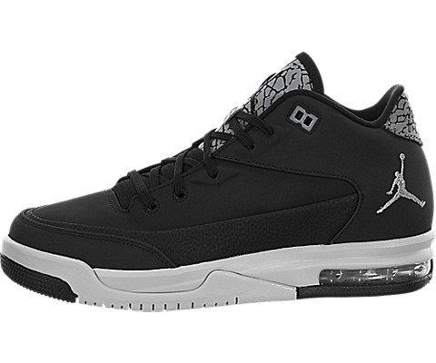 sale retailer c91c6 59fe6 Nike Jordan Kids Jordan Flight Origin 3 Bg Black Metallic Silver Pr Pltnm  Basketball Shoe 5.5 Kids US - Buy Online in Oman.   Shoes Products in Oman  - See ...