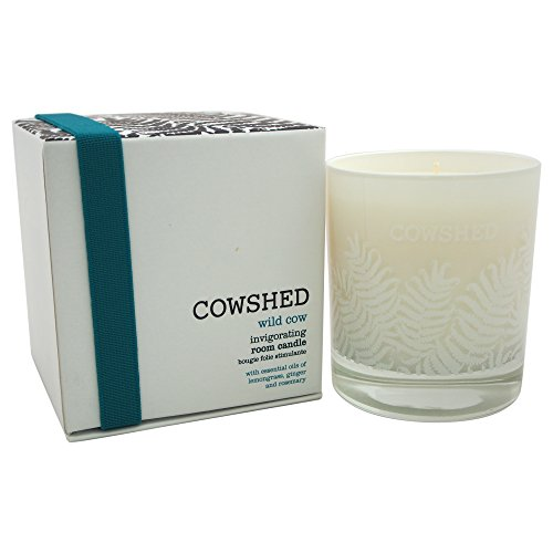 Cowshed Wild Cow Invigorating Travel Candles for Unisex