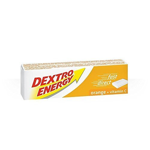 (Dextro Energy Glucose Tablets Orange 47G X 6 Packs)