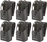 Motorola RLN6302 Leather Case With 3-Inch Swivel (6-Pack)