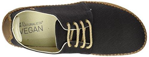 Black Naturalista N5380 Sneakers El Noir Homme Basses q7nR0