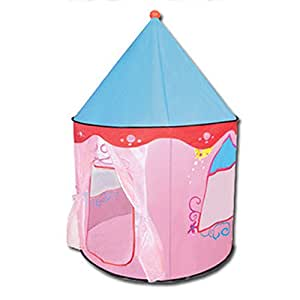 Kids Tent,Anyshock Outdoor and Indoor Tent PlayHouse Castle Baby Toys as a Best Christmas Gift for 1-8 Years Old Kids Boy Girls Toddler Infant (Mongolia 1)