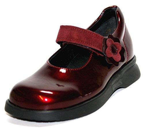 Le petit muck 792432517 max ballerines pour enfant rouge s 25 largeur de l'union européenne