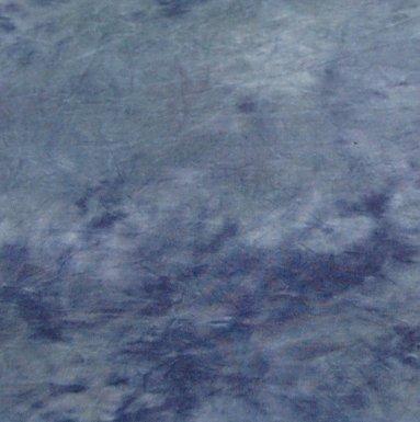 CowboyStudio Hand Painted 6ft X 9ft Ocean Blue Muslin Video/Photo Backdrop Blue Hand Painted Muslin