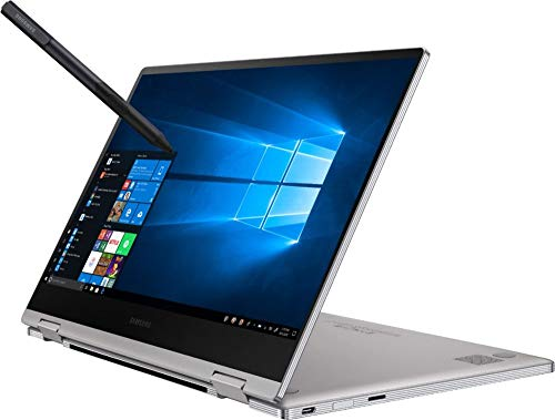 "Samsung Notebook 9 Pro 13.3"" Pen 512GB SSD Extreme (Fast 8th gen Intel Core i7 Processor with Turbo Boost to 4.00GHz, 8 GB RAM, 512 GB SSD, 13.3"" Touchscreen, Win 10) PC Laptop Computer NP940X3N"