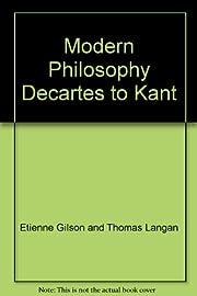 Modern Philosophy Decartes to Kant af…