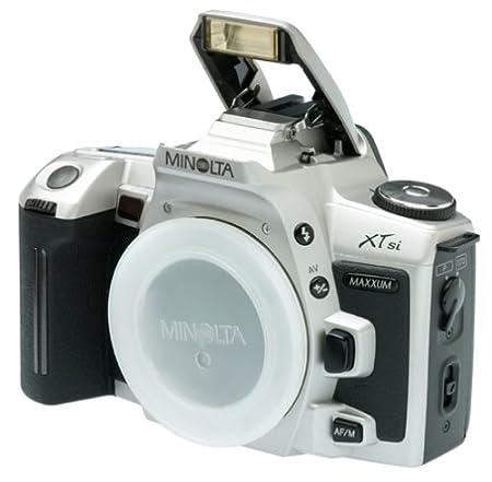 amazon com minolta maxxum xtsi qd panorama date 35mm slr camera rh amazon com