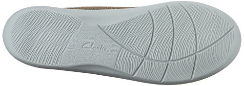 Clarks Dames Cloudsteppers Sillian Tino Veterschoen Sage