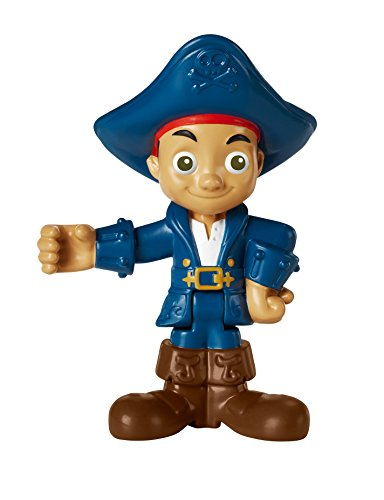 Fisher-Price - Disney Captain Jake and the Never Land Pirates - Captain Jake (Jake And The Neverland Pirates Action Figures)