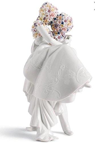 LLADRO WEDDING GIFT FINE PORCELAIN Love II Couple Figurine