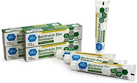 Antibiotic Bacitracin Essential First Aid Dermatitis product image
