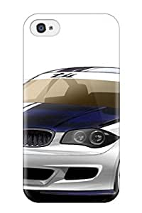 Jeremy Myron Cervantes Case Cover For Iphone 4/4s - Retailer Packaging Bmw Sports Car Toyota Sports Car Top Red Sport Car245754 Protective Case