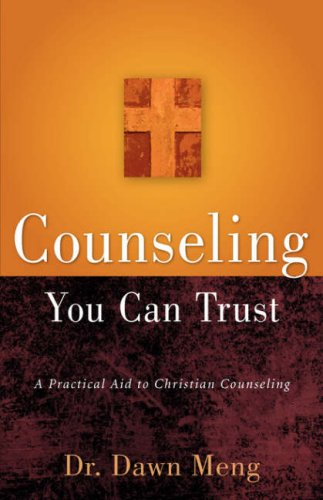 Read Online COUNSELING YOU CAN TRUST pdf epub