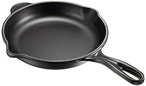 Le creuset 20124200000460 sart n de hierro colado esmaltado 0 80 l hogar - Sartenes de hierro colado ...