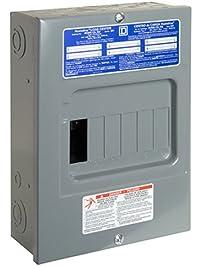 Circuit Breaker Panels   Amazon.com   Electrical - Breakers, Load ...