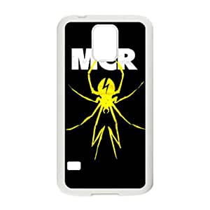 Yellow spider MCR Cell Phone Case for Samsung Galaxy S5