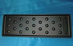 MINI Cooper Genuine Factory OEM 51160418651 Center Armrest Storage Rubber Tray 2007 - 2013 (for accessory armrest)