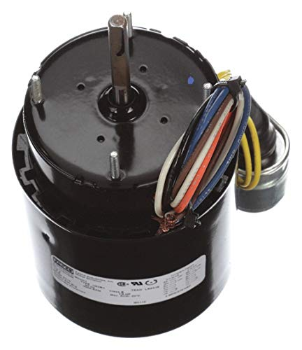 Fasco D219 3.3-Inch General Purpose Motor, 1/8 HP, 115 Volts, 3000 RPM, 1 Speed, 1.8 Amps, Totally Enclosed, Reversible Rotation, Ball Bearing